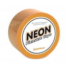 Pipedream Neon bondage tape Oranje