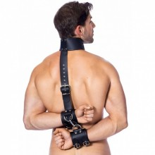 Rimba combinatie hals- arm boeien breed M/L