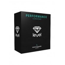 Level Performance condoms 5x