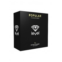 Level Popular condoms 5x