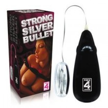 Toyz4Lovers Strong Silver Bullet