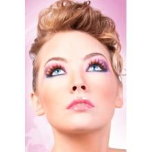 Baci Lingerie Multi Colored deluxe Eyelashes
