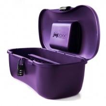 Joyboxx Hygienic Storage System Purple